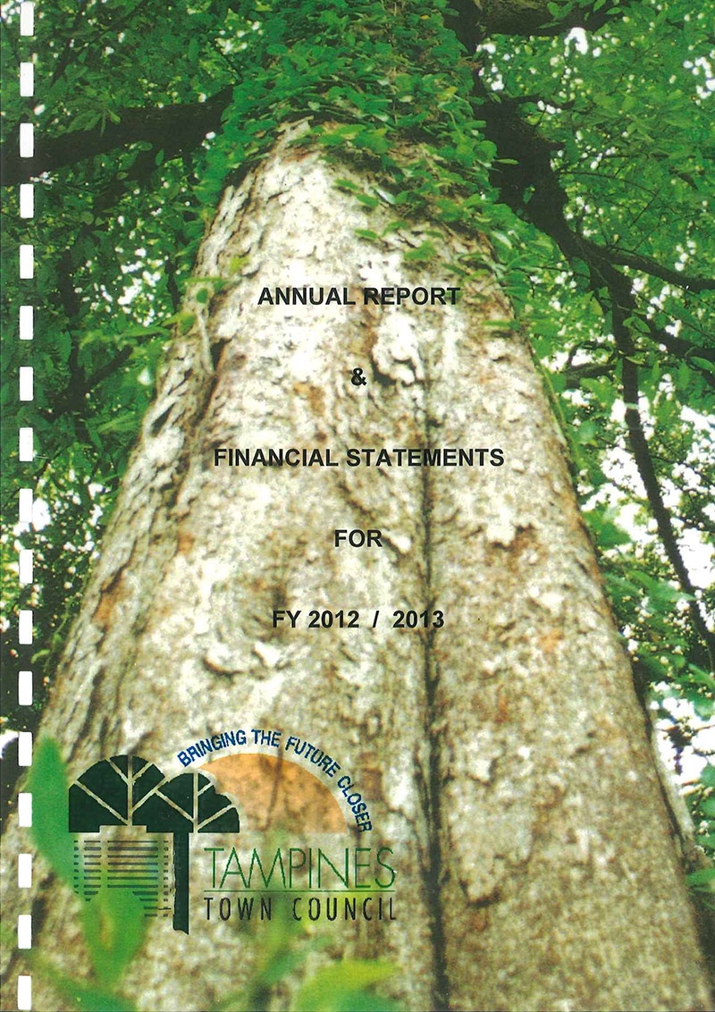 Annual Report FY 2012 / 2013