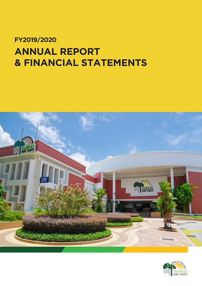 Annual Report FY 2019 / 2020