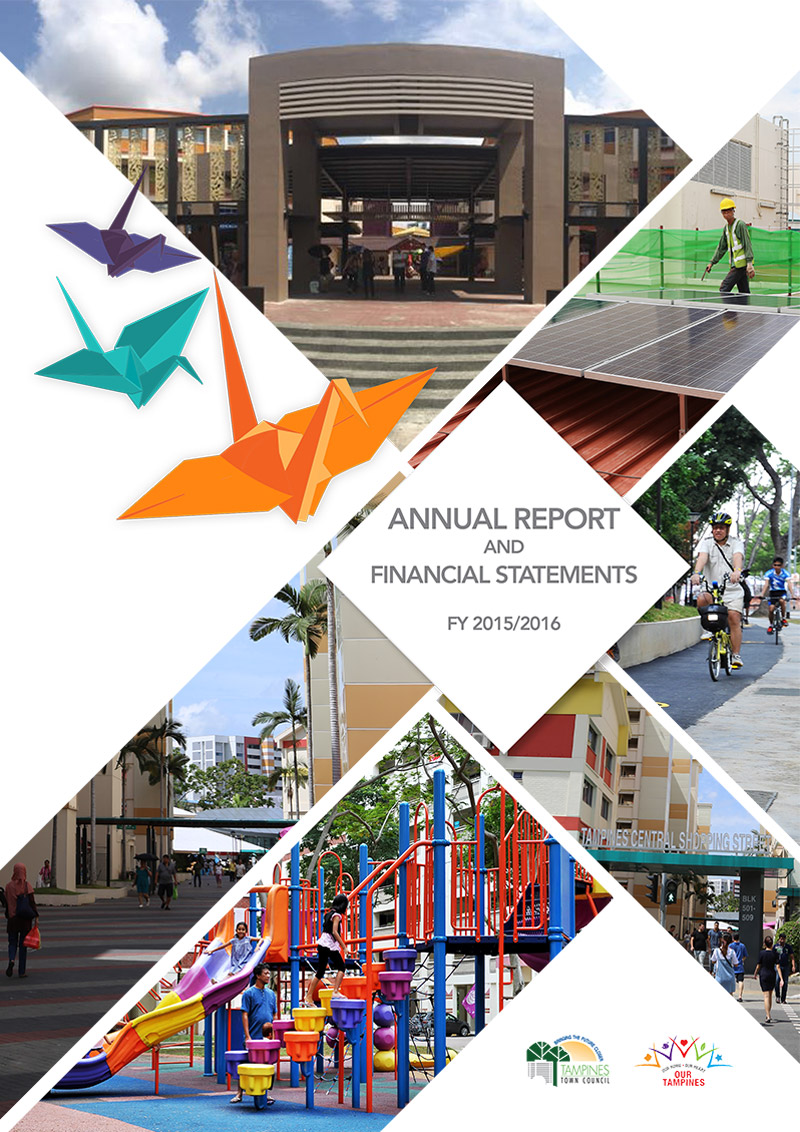 Annual Report FY 2015 / 2016