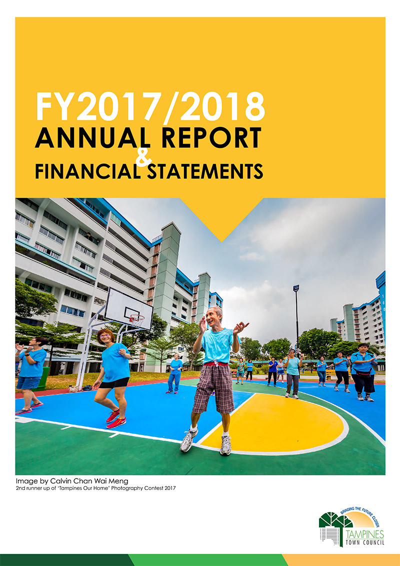 Annual Report FY 2017 / 2018